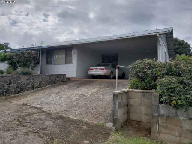 58 Ihea Pl, Makawao, HI 96768 (MLS #377971) :: Elite Pacific Properties LLC