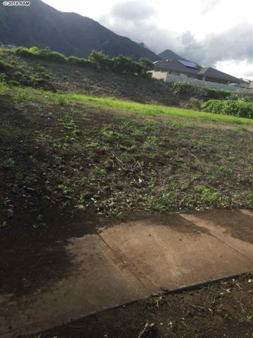 29 Koani Loop, Wailuku, HI 96793 (MLS #377973) :: Elite Pacific Properties LLC