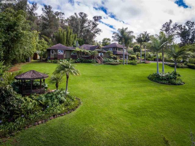 1879 & 1875 Olinda Rd 1879 & 1875  Ol, Makawao, HI 96768 (MLS #377983) :: Elite Pacific Properties LLC