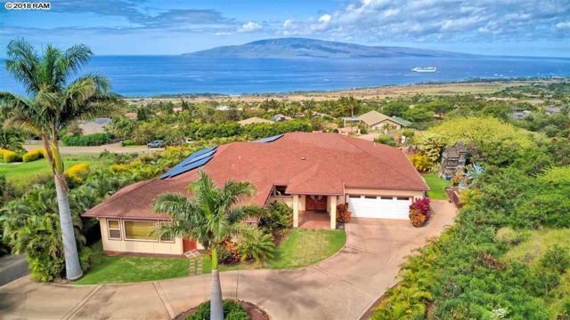 110 E Huapala Pl, Lahaina, HI 96761 (MLS #378020) :: Elite Pacific Properties LLC