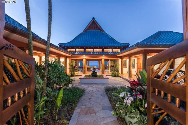 70 Pono Rd, Haiku, HI 96708 (MLS #378037) :: Elite Pacific Properties LLC