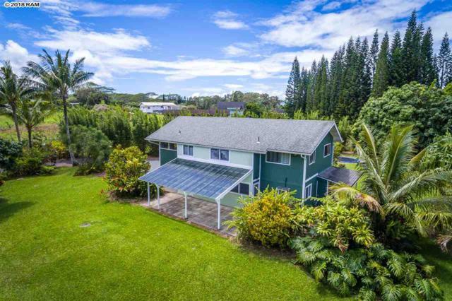 164 Ulumalu Rd, Haiku, HI 96708 (MLS #378047) :: Elite Pacific Properties LLC