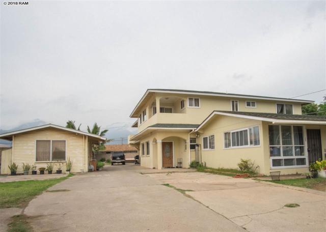 360 Lono Ave, Kahului, HI 96732 (MLS #378059) :: Elite Pacific Properties LLC