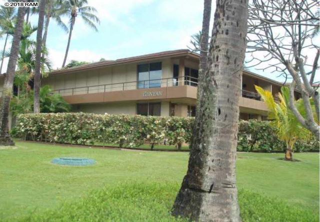 45 Kai Ala Dr B130, Lahaina, HI 96761 (MLS #378064) :: Elite Pacific Properties LLC