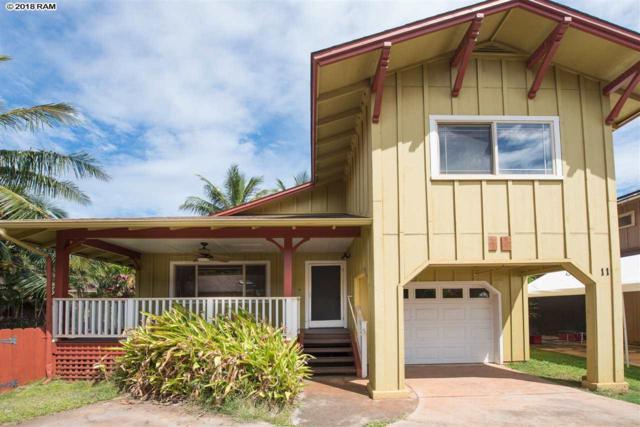 11 Haku Hale Pl, Lahaina, HI 96761 (MLS #378065) :: Elite Pacific Properties LLC