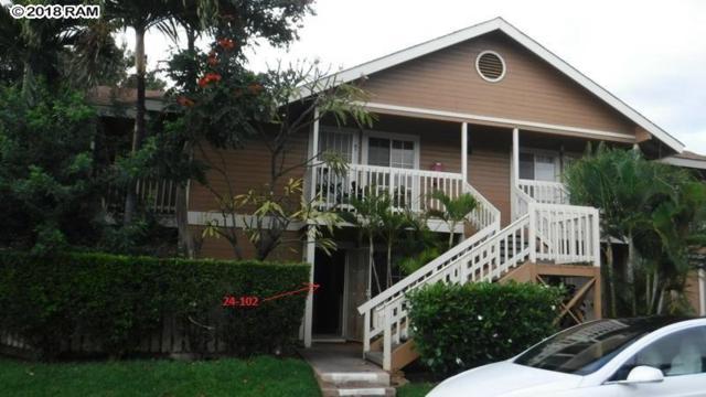 140 Uwapo Rd 24-102, Kihei, HI 96753 (MLS #378116) :: Elite Pacific Properties LLC
