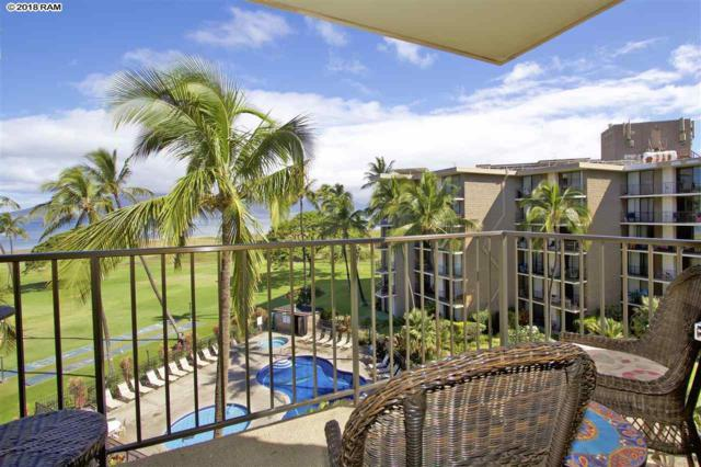 938 S Kihei Rd #530, Kihei, HI 96753 (MLS #378137) :: Elite Pacific Properties LLC