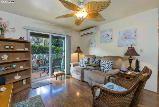 140 Uwapo Rd 46-101, Kihei, HI 96753 (MLS #378159) :: Elite Pacific Properties LLC
