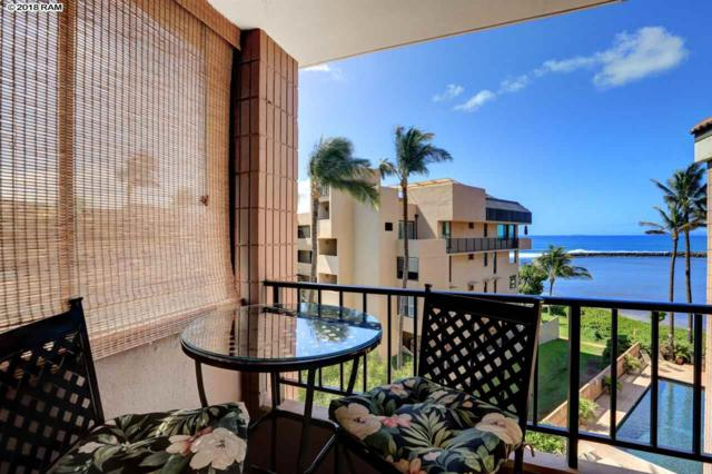 30 Hauoli St #401, Wailuku, HI 96793 (MLS #378161) :: Elite Pacific Properties LLC