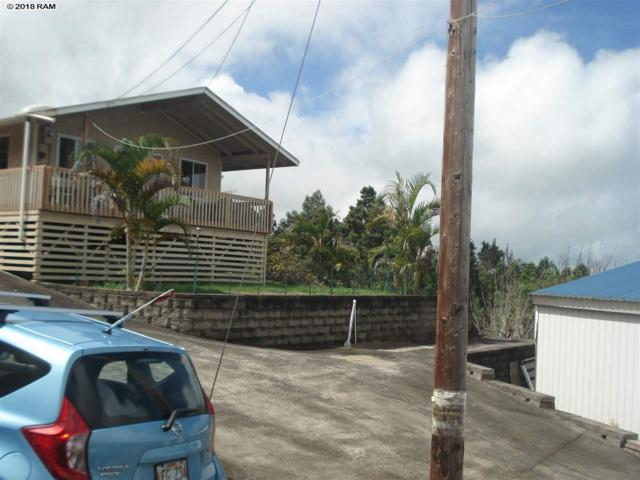 70 Alae Place Pl, Kula, HI 96790 (MLS #378167) :: Elite Pacific Properties LLC