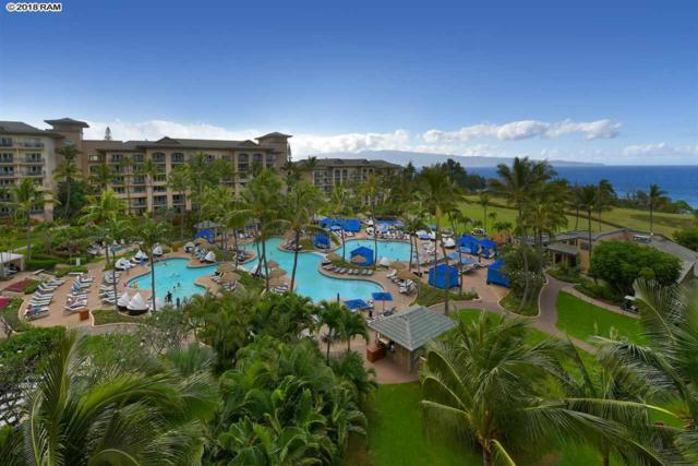 1 Ritz Carlton Dr #1512, Lahaina, HI 96761 (MLS #378188) :: Elite Pacific Properties LLC