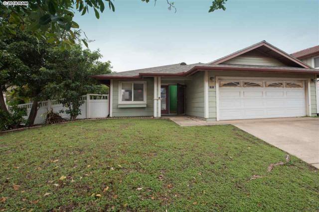 5 W Makahehi St, Kahului, HI 96732 (MLS #378189) :: Elite Pacific Properties LLC