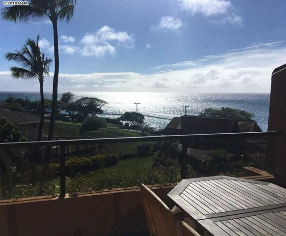 4242 Lower Honoapiilani Rd F-505, Lahaina, HI 96761 (MLS #378199) :: Elite Pacific Properties LLC