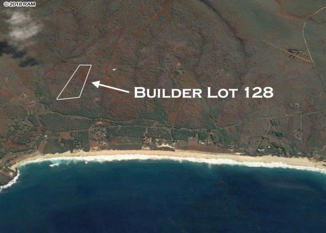 NHN Ahiu Rd Builder Lot 128, Maunaloa, HI 96770 (MLS #378212) :: Elite Pacific Properties LLC