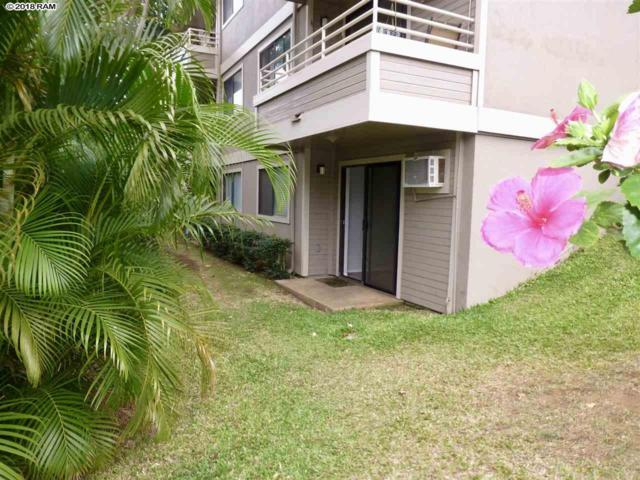 2747 S Kihei Rd H001, Kihei, HI 96753 (MLS #378220) :: Elite Pacific Properties LLC