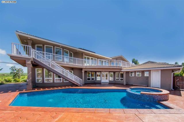 21 Puu Huna Pl, Lahaina, HI 96761 (MLS #378268) :: Elite Pacific Properties LLC
