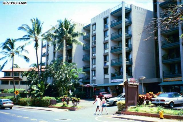 4310 Lower Honoapiilani Rd #218, Lahaina, HI 96761 (MLS #378285) :: Elite Pacific Properties LLC