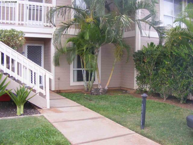 480 Kenolio Rd 12-104, Kihei, HI 96753 (MLS #378330) :: Elite Pacific Properties LLC