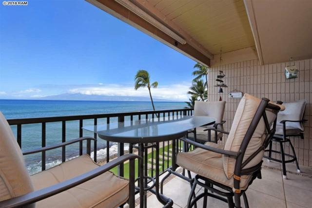 3785 Lower Honoapiilani Rd #310, Lahaina, HI 96761 (MLS #378341) :: Elite Pacific Properties LLC