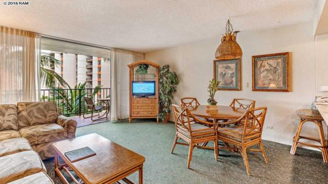 3445 Lower Honoapiilani Rd #539, Lahaina, HI 96761 (MLS #378354) :: Elite Pacific Properties LLC