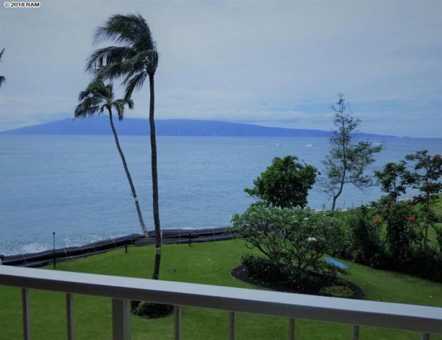 4365 Lower Honoapiilani Rd #308, Lahaina, HI 96761 (MLS #378355) :: Coldwell Banker Island Properties