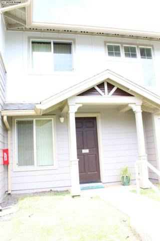 636 Meakanu Ln #2103, Wailuku, HI 96793 (MLS #378369) :: Elite Pacific Properties LLC