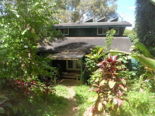 475 B Kulike Rd, Haiku, HI 96708 (MLS #378383) :: Elite Pacific Properties LLC