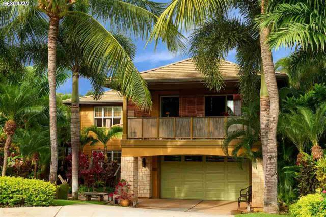 18 Hoohale St, Kihei, HI 96753 (MLS #378384) :: Elite Pacific Properties LLC