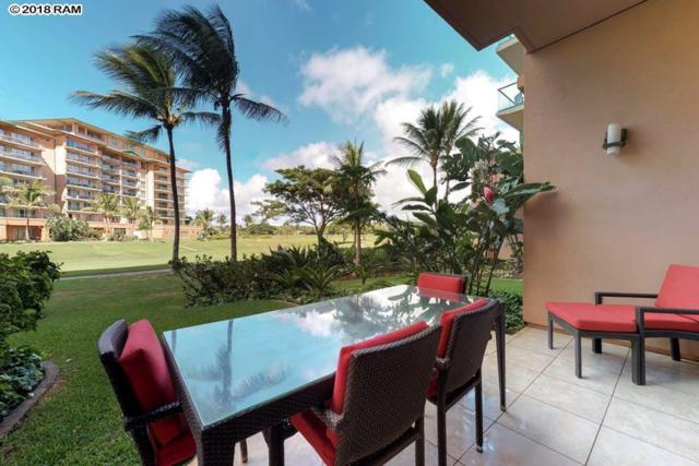 130 Kai Malina Pkwy #140, Lahaina, HI 96761 (MLS #378392) :: Team Lally
