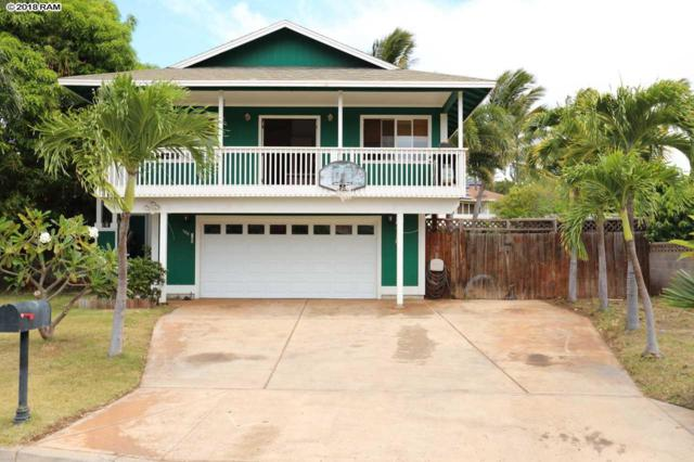 155 Makalauna St, Kihei, HI 96753 (MLS #378430) :: Elite Pacific Properties LLC