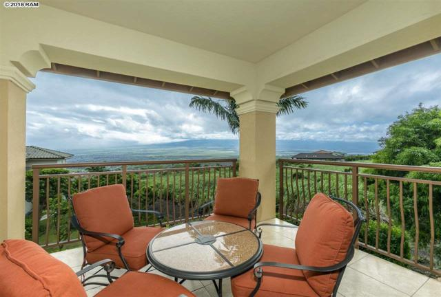 59 Pohina St #1803, Wailuku, HI 96793 (MLS #378472) :: Team Lally