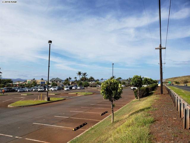 0 Honoapiilani Hwy Maalaeaharborvi, Wailuku, HI 96793 (MLS #378483) :: Maui Estates Group