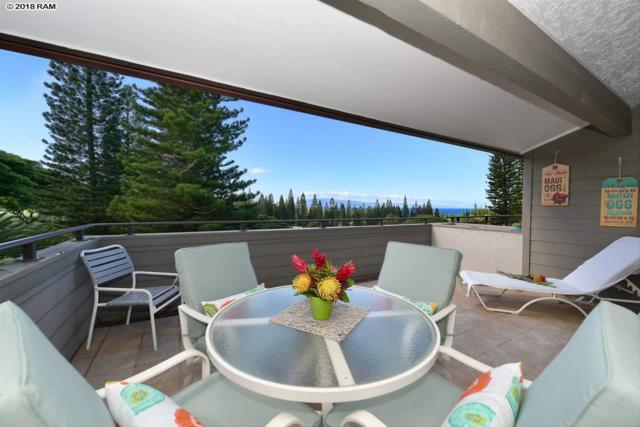 500 Kapalua Dr 12T1, Lahaina, HI 96761 (MLS #378486) :: Elite Pacific Properties LLC