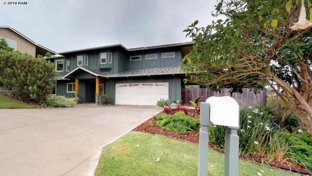 199 Kulamanu Cir, Kula, HI 96790 (MLS #378491) :: Elite Pacific Properties LLC