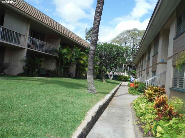 2495 S Kihei Rd #109, Kihei, HI 96753 (MLS #378493) :: Elite Pacific Properties LLC
