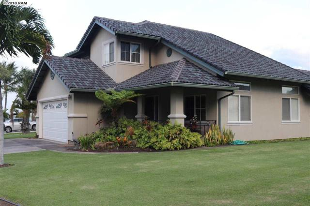 10 Kamalei Cir #057, Kahului, HI 96732 (MLS #378526) :: Elite Pacific Properties LLC