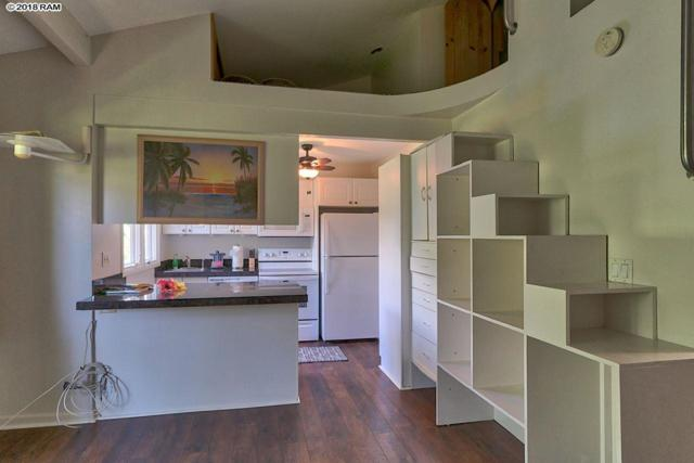 1010 Front St D-207, Lahaina, HI 96761 (MLS #378548) :: Team Lally