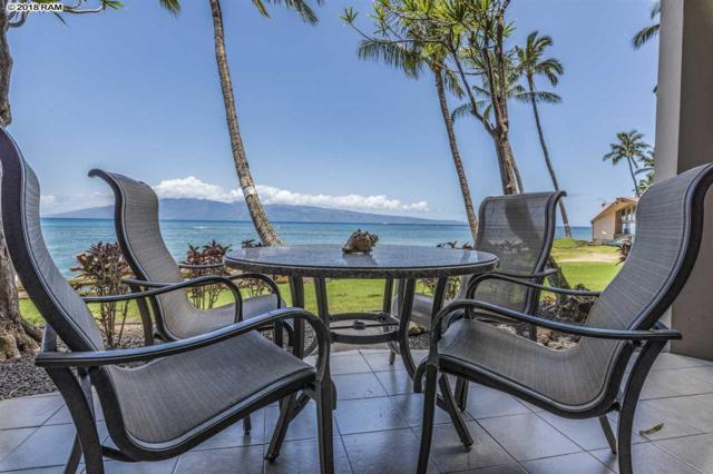 4327 Lower Honoapiilani Rd #109, Lahaina, HI 96761 (MLS #378551) :: Elite Pacific Properties LLC