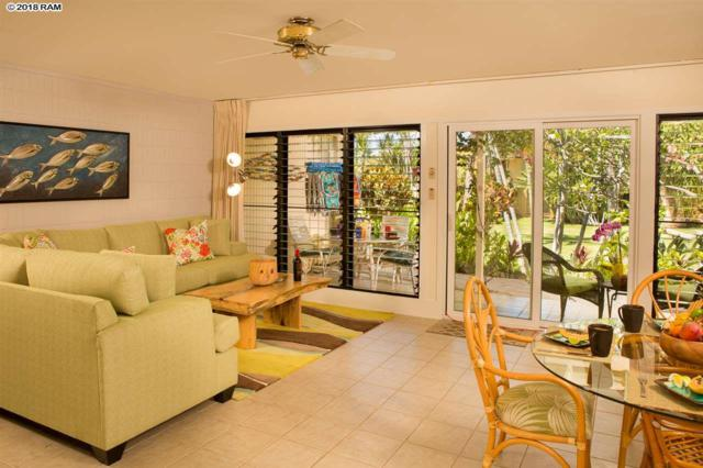 40 Puakukui Pl 40-2, Lahaina, HI 96761 (MLS #378560) :: Elite Pacific Properties LLC