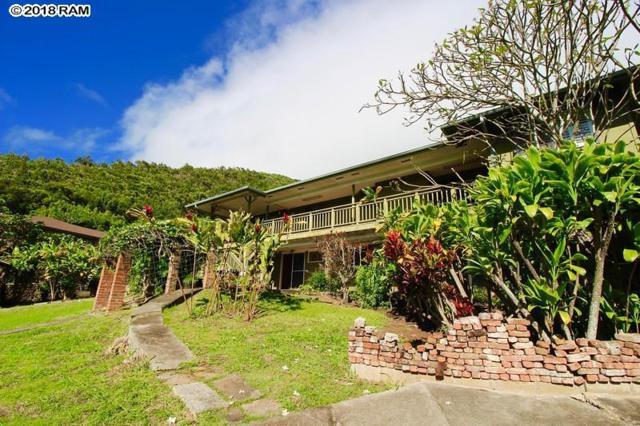 305 Ekoa Pl Lot 69, Wailuku, HI 96793 (MLS #378572) :: Elite Pacific Properties LLC