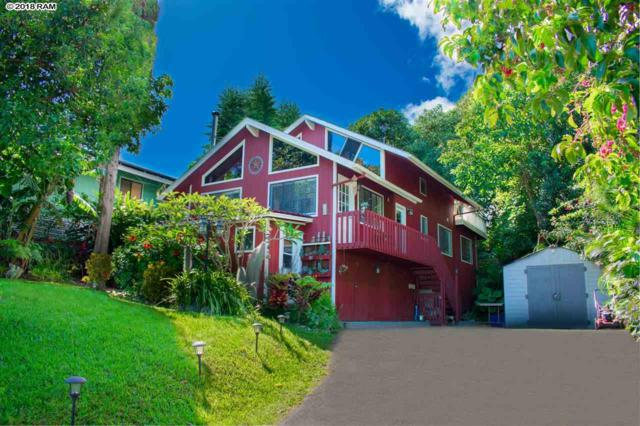 726 Pelenaka Pl, Makawao, HI 96768 (MLS #378607) :: Elite Pacific Properties LLC