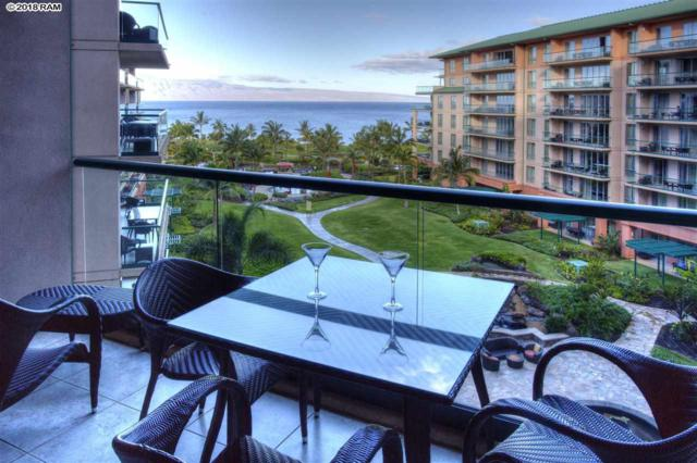 130 Kai Malina Pkwy #521, Lahaina, HI 96761 (MLS #378610) :: Elite Pacific Properties LLC