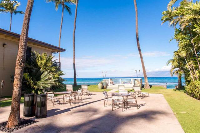 3559 Lower Honoapiilani Rd 2F, Lahaina, HI 96761 (MLS #378612) :: Elite Pacific Properties LLC