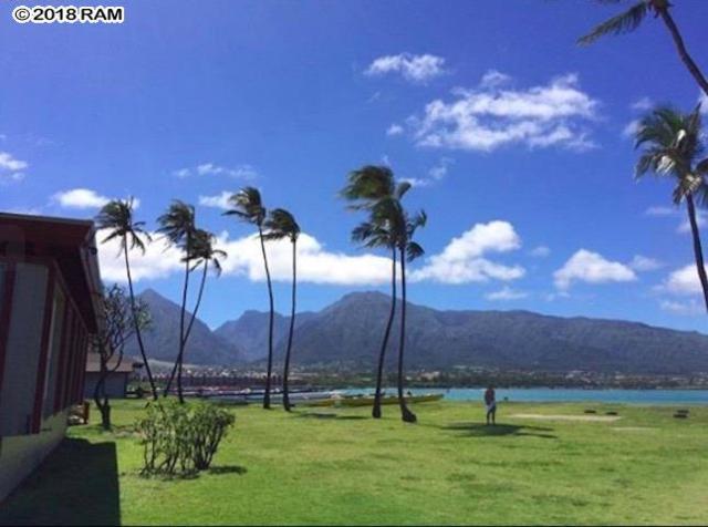 111 Kahului Beach Rd B309, Kahului, HI 96732 (MLS #378627) :: Elite Pacific Properties LLC