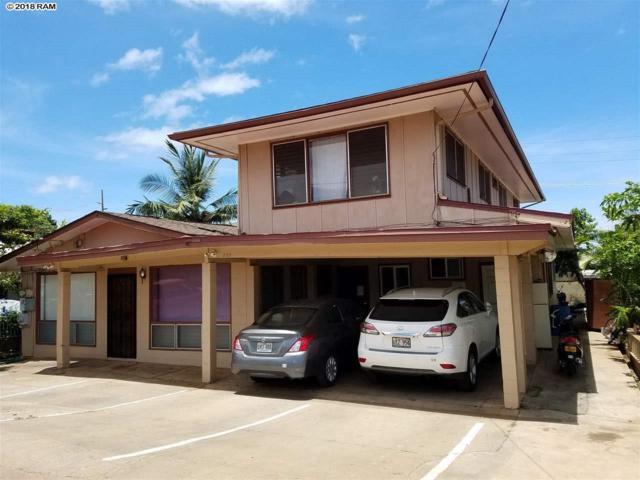 853 Kopili St, Lahaina, HI 96761 (MLS #378685) :: Elite Pacific Properties LLC