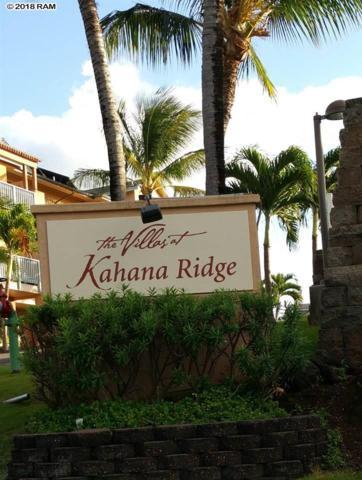 5 Abbey Ln #321, Lahaina, HI 96761 (MLS #378686) :: Elite Pacific Properties LLC