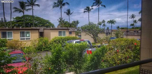 120 Hui Rd F K-6, Lahaina, HI 96761 (MLS #378692) :: Elite Pacific Properties LLC