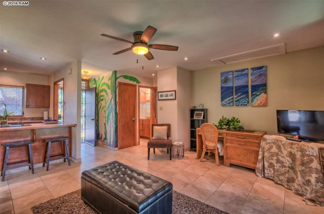 25 Puakukui Pl 25-4, Lahaina, HI 96761 (MLS #378697) :: Elite Pacific Properties LLC