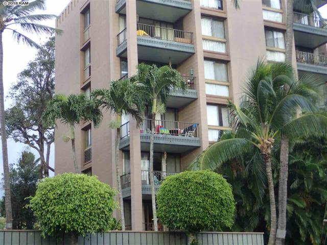 4310 Lower Honoapiilani Rd #203, Lahaina, HI 96761 (MLS #378702) :: Elite Pacific Properties LLC