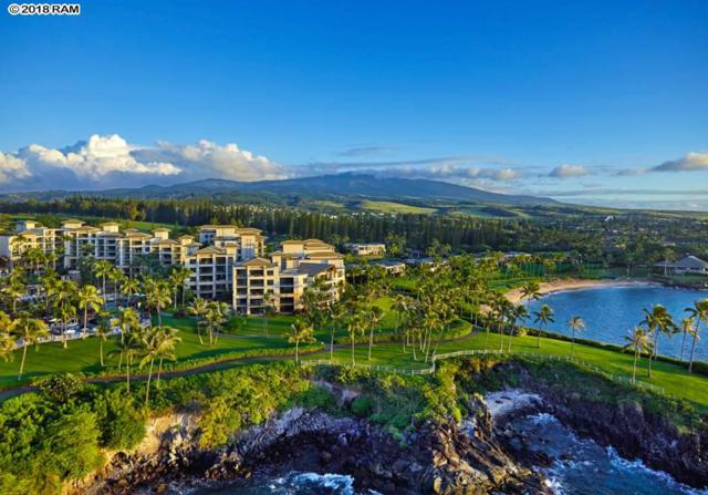 1 Bay Dr #2204, Lahaina, HI 96761 (MLS #378722) :: Team Lally